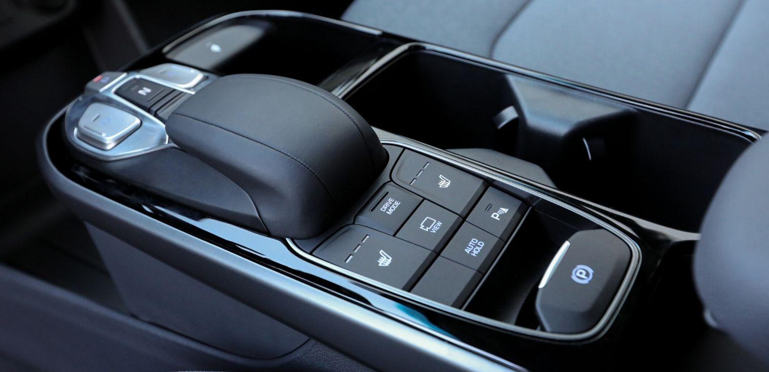 Nuova Hyundai Ioniq Electric 2020 interni