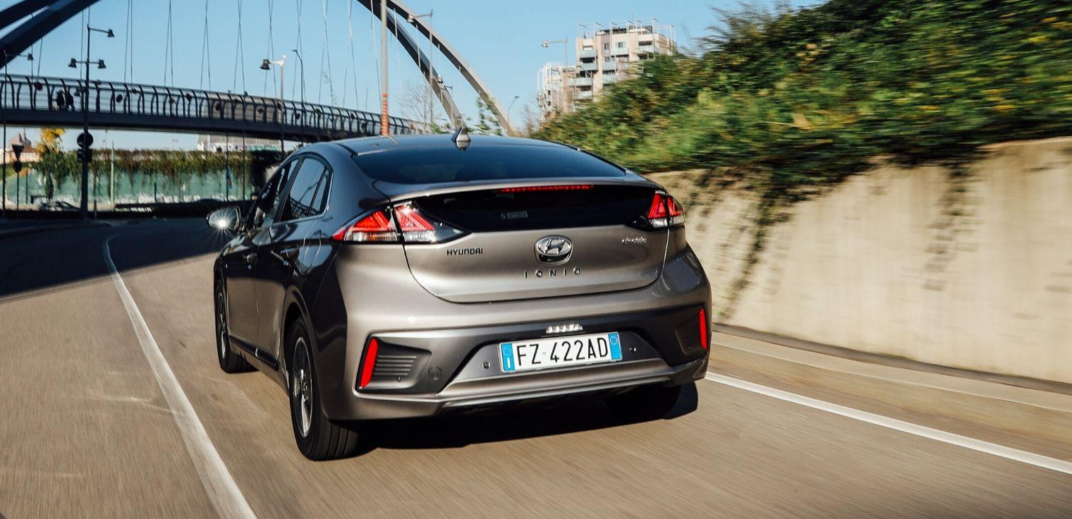 Nuova Hyundai Ioniq Electric 2020 test drive
