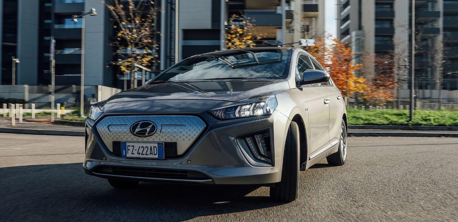 Nuova Hyundai Ioniq Electric 2020