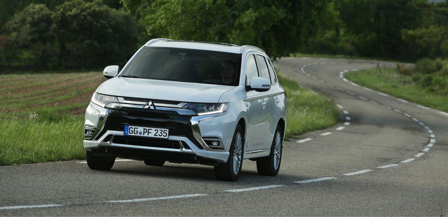 Nuovo Mitsubishi Outlander PHEV 2020 consumi