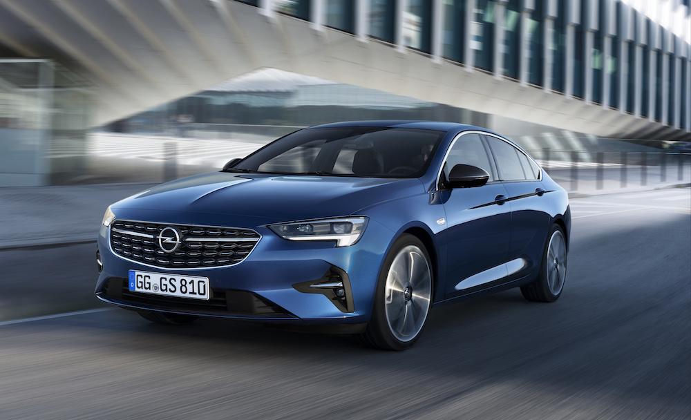 Opel Insignia Grand Sport IntelliLux Pixel