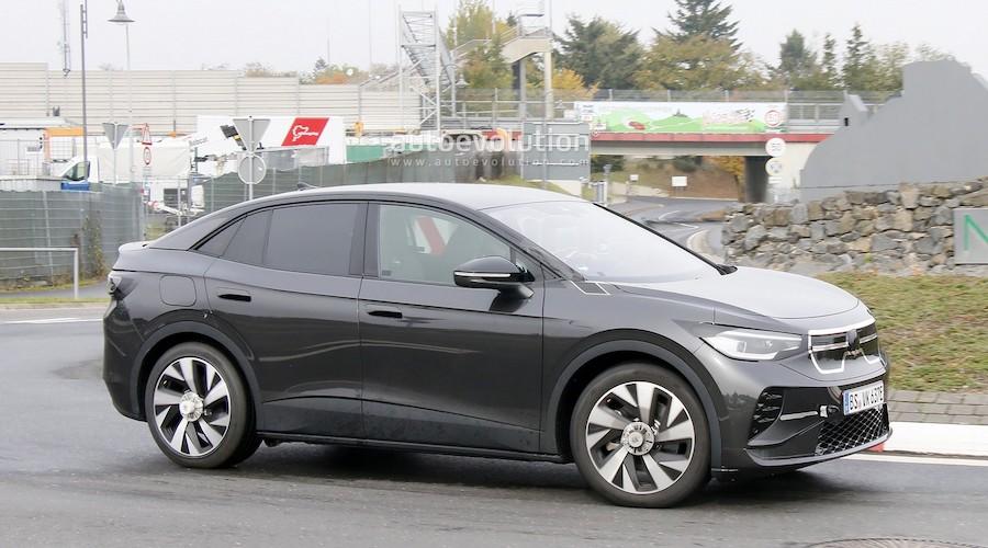 Volkswagen ID4 coupe