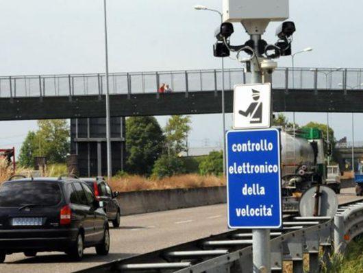 autovelox autostrada A4