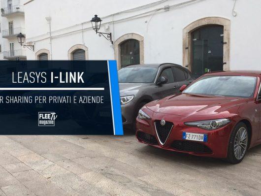 Come funziona il nuovo servizio I-Link by Leasys