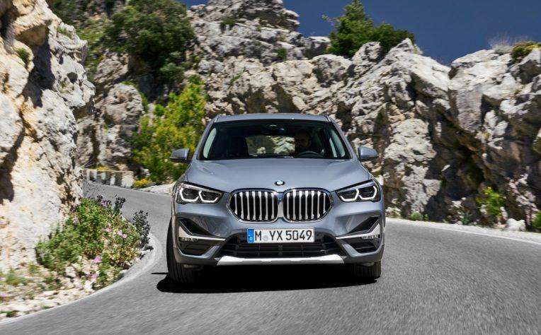 nuova BMW X1 2020