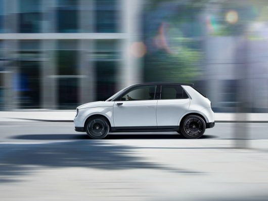 nuova Honda e 2020