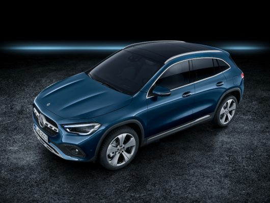 Adas nuova Mercedes GLA