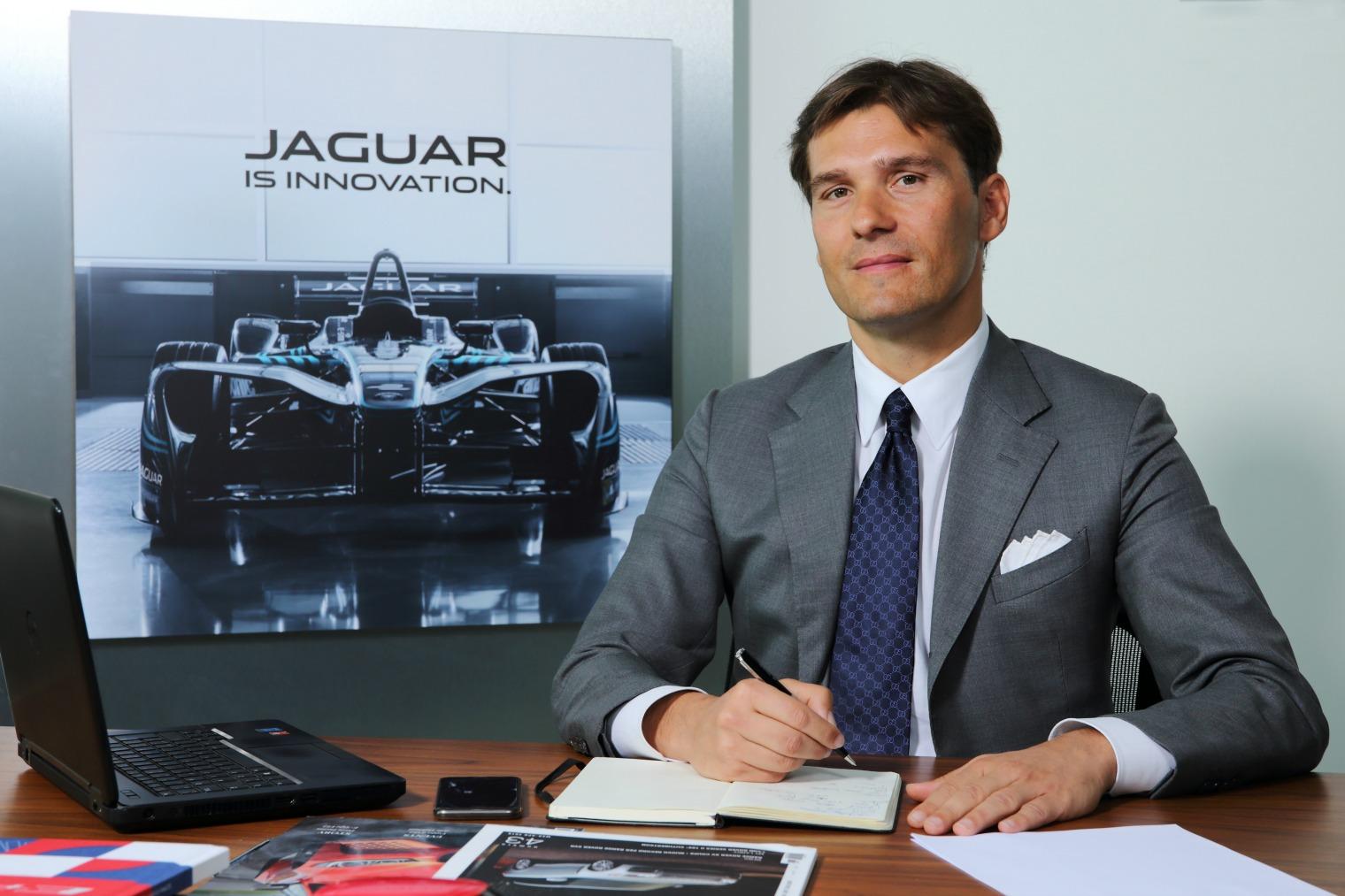Antonio Ventura Jaguar Land Rover