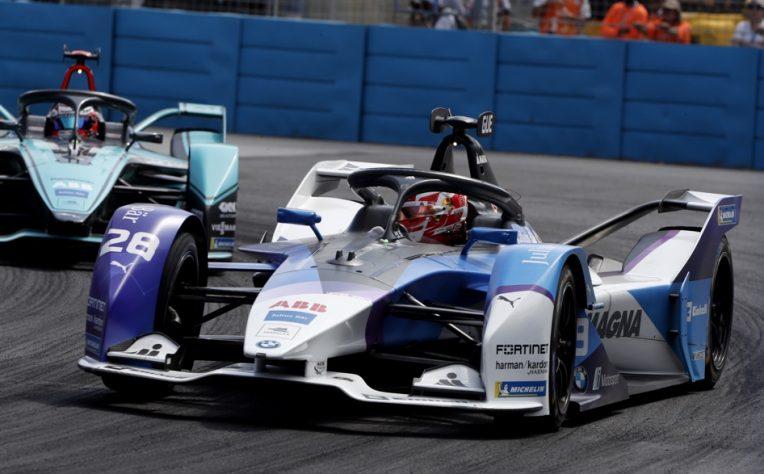 BMW Formula E Cile 20205