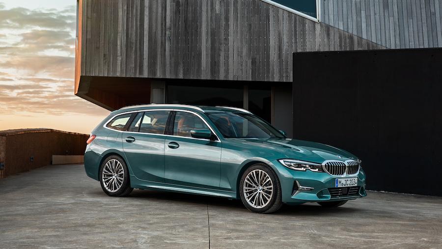 BMW Serie 3 mild hybrid