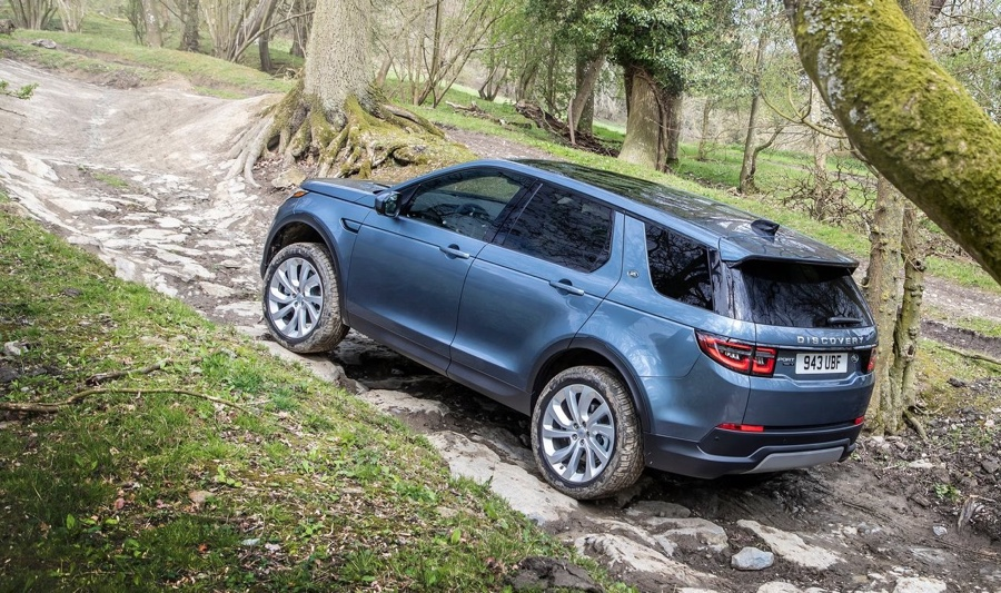 Clear Exit di Discovery Sport