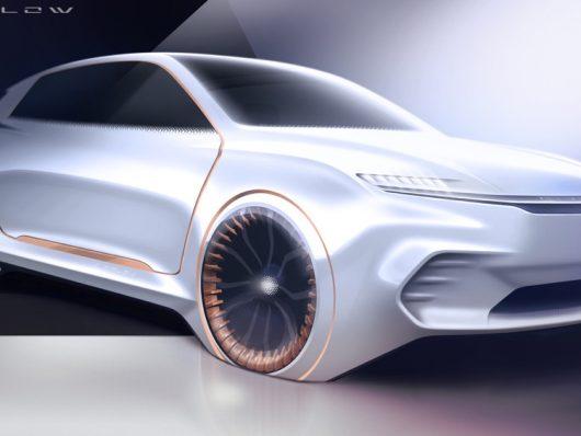 Concept Airflow FCA al CES 2020