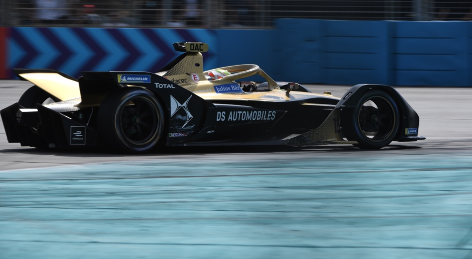 DS Formula E Cile 2020