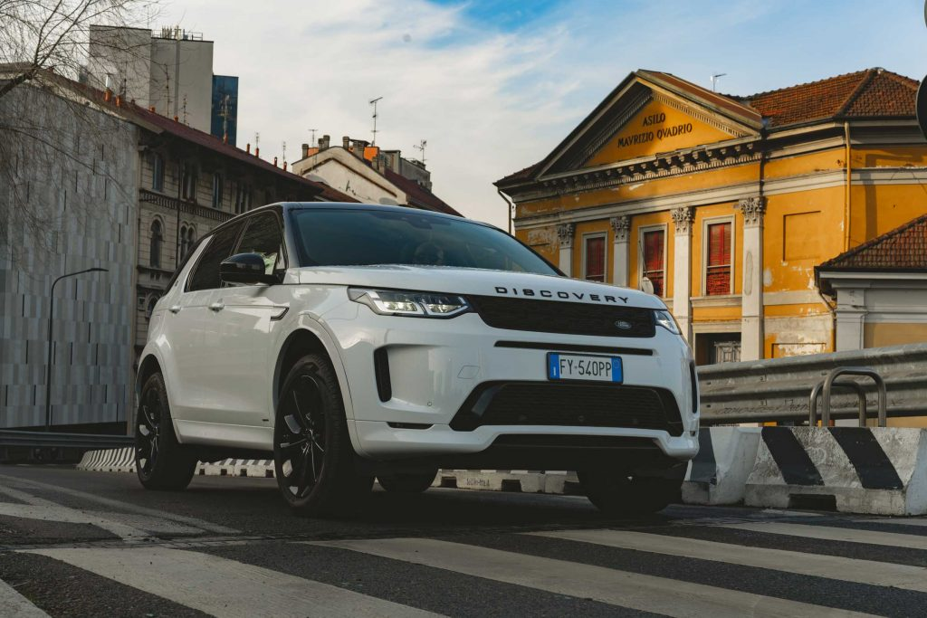 nuova Land Rover Discovery Sport