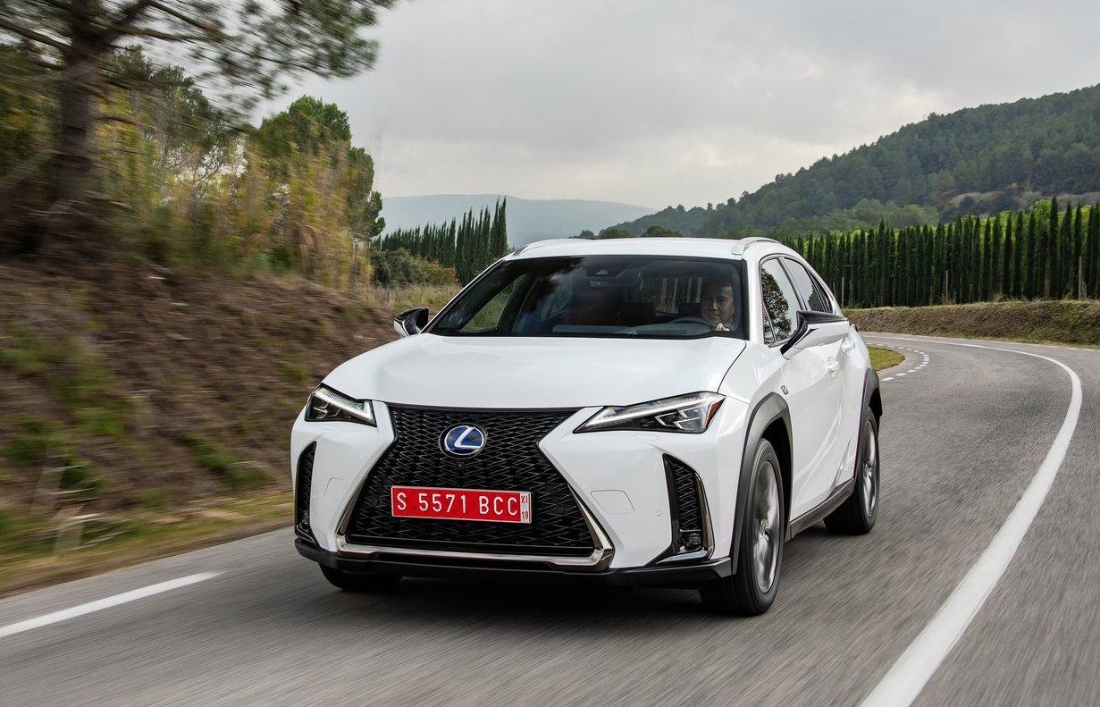 Emissioni dell'ibrido Lexus