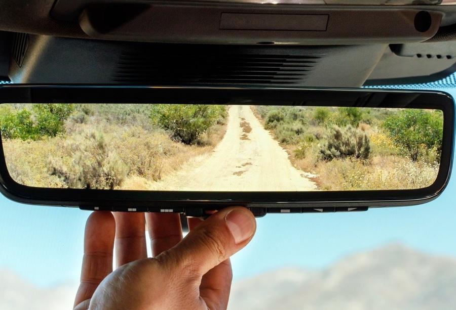Funzionamento ClearSigh Rear View