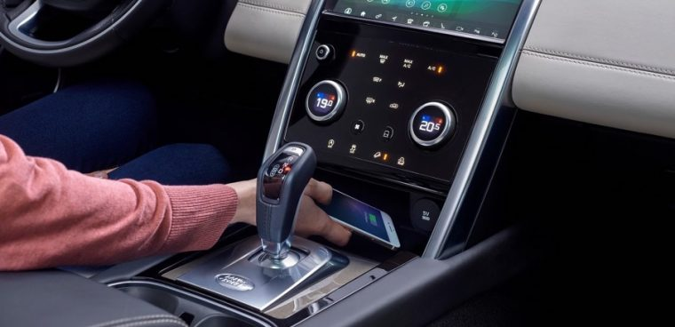 Infotainment Touch Pro su Discovery Sport