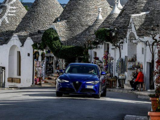 Lancio nuova Alfa Romeo Giulia 2020