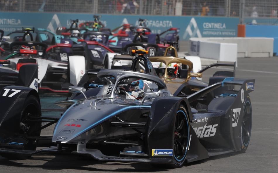 Mercedes Formula E Cile 20201