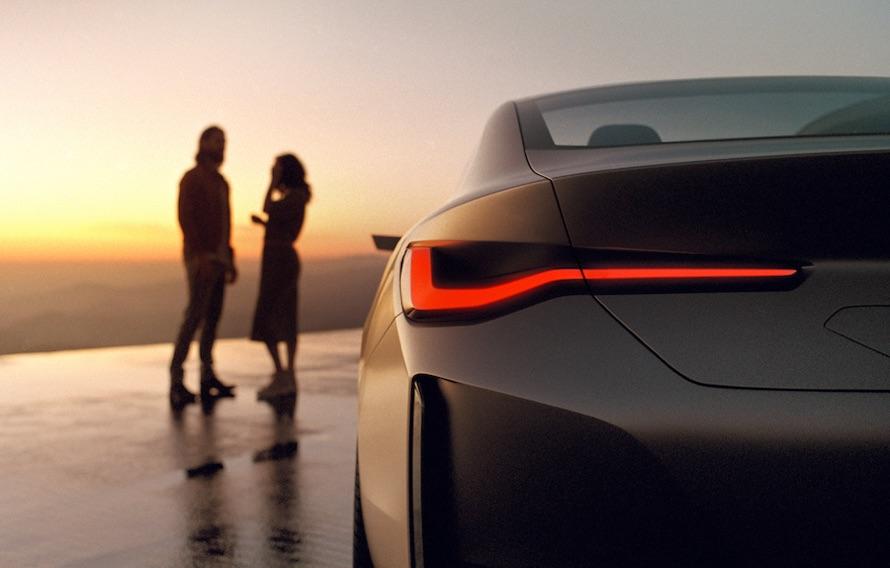 Motore di BMW i4 Concept