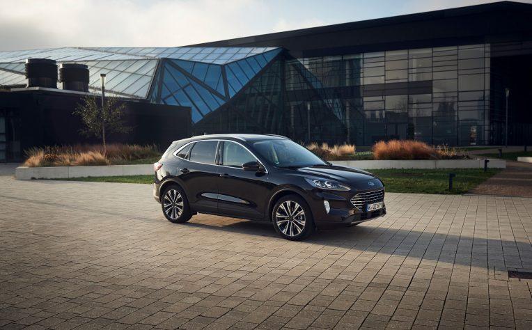 Motore ibrido nuova Ford Kuga Full Hybrid