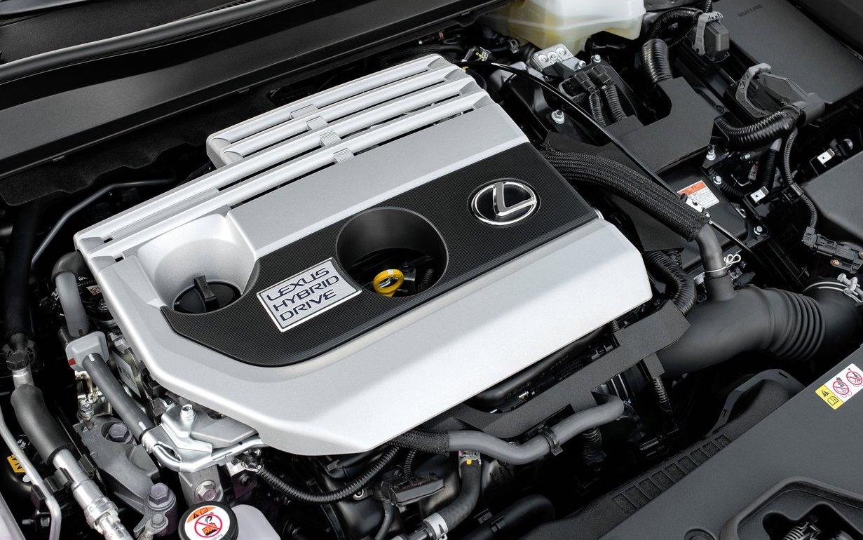 Motore termico ibrido Lexus
