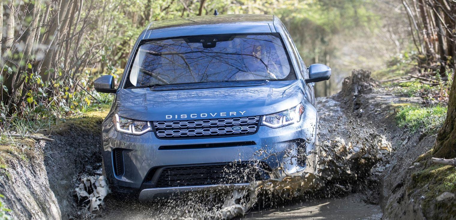 Nuova Land Rover Discovery Sport 2020 trazione integrale