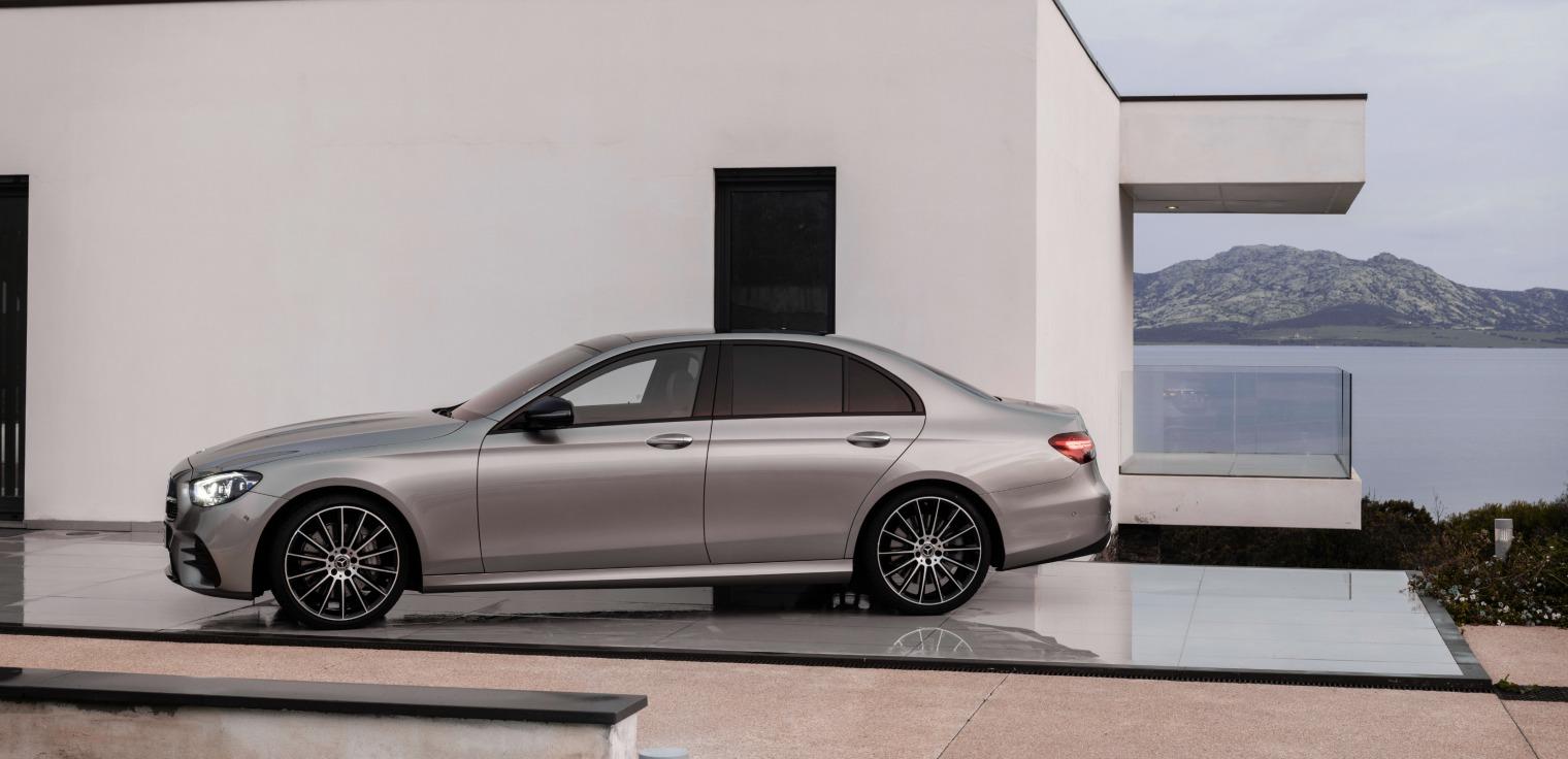 Nuova Mercedes Classe E berlina