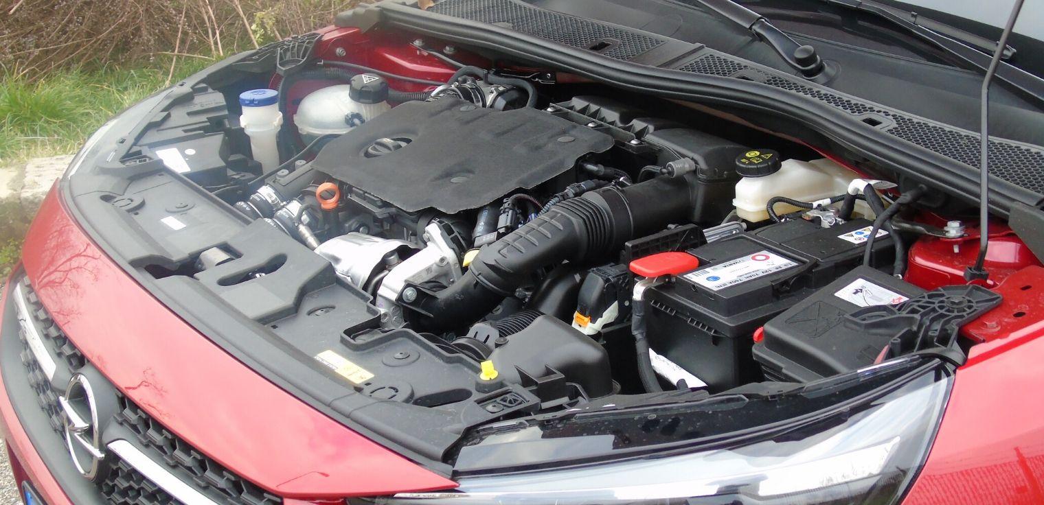 Nuova Opel Corsa 2020 motori