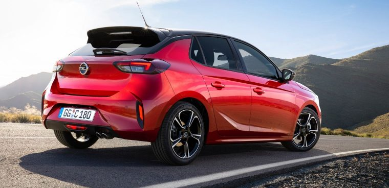 Nuova Opel Corsa 2020 test drive