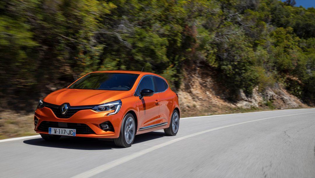 Nuova Renault Clio 2020