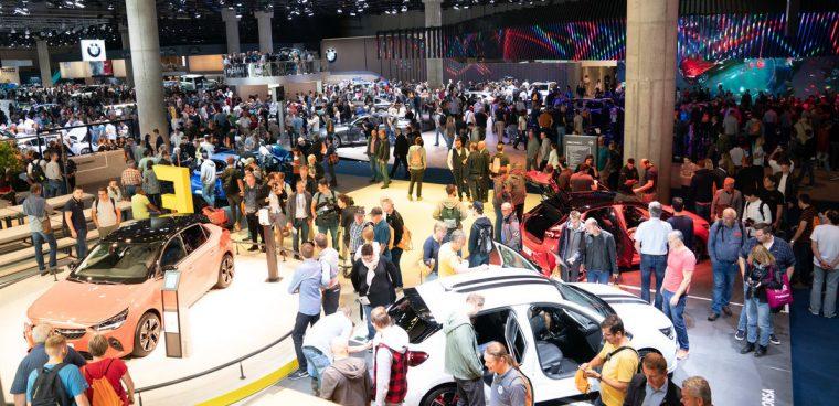 Salone auto IAA 2021