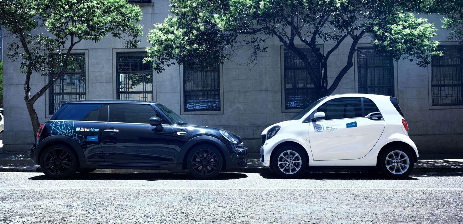Car sharing Share Now, addio a Firenze