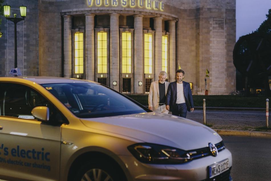 WeShare Volkswagen 2020