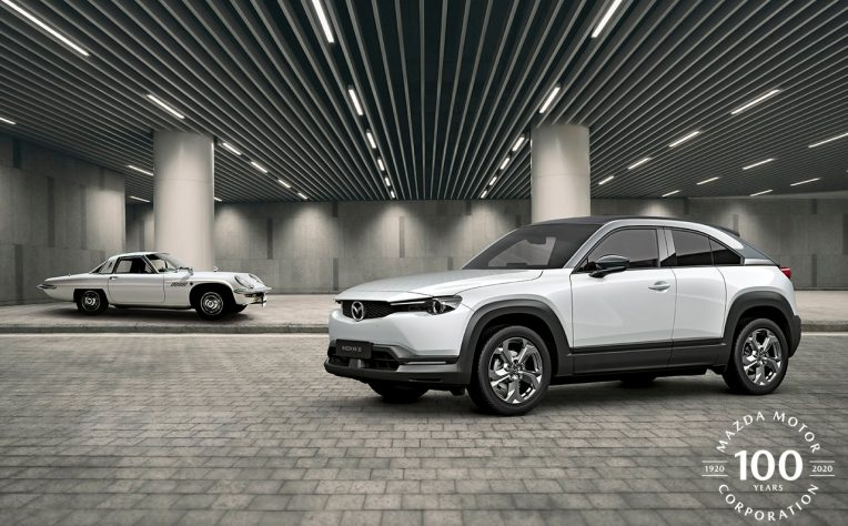 Nel 2020 il centenario di Mazda