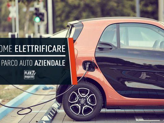 Come elettrificare il parco auto aziendale? Ci pensa Go Electric di Geotab