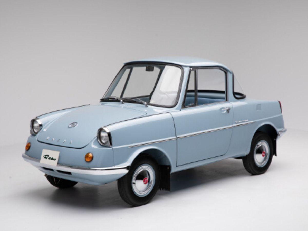 Nel 1960 esce Mazda R360