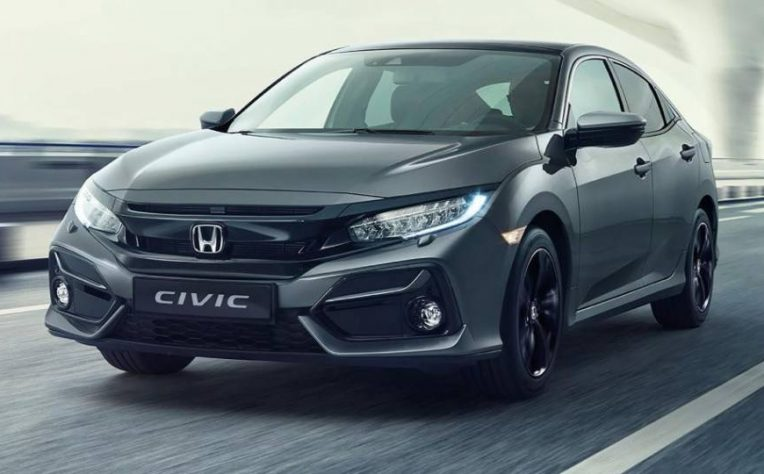 nuova Honda Civic 2020