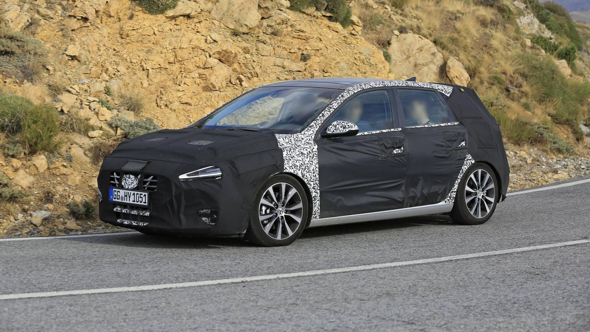 nuova Hyundai i30 2020