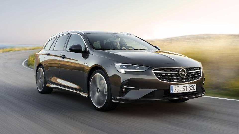 nuova Opel Insignia Station Wagon 2020