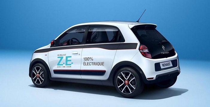 nuova Renault Twingo ZE