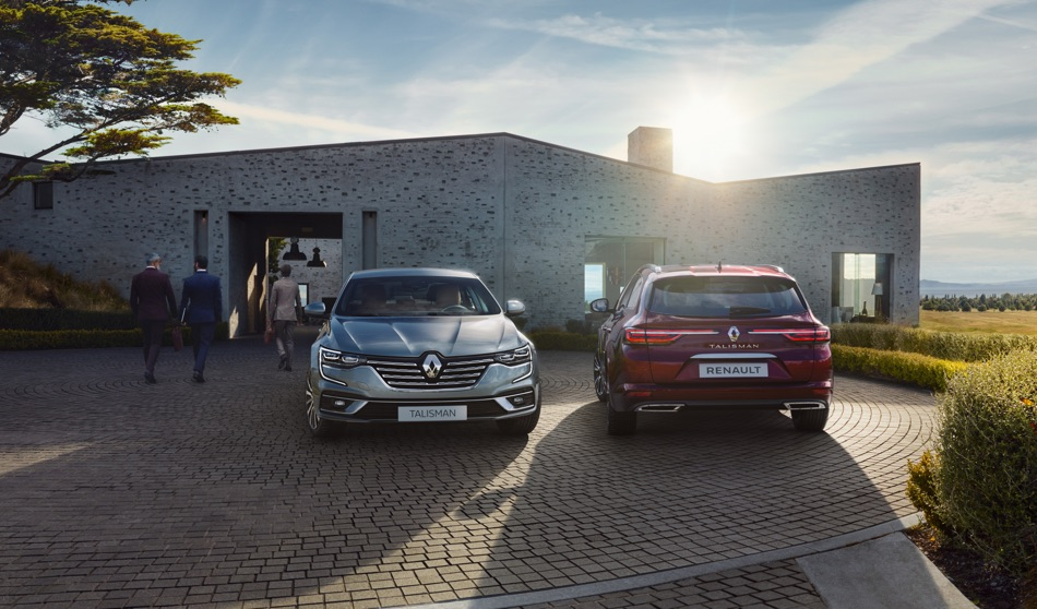 Adas su Renault Talisman restyling