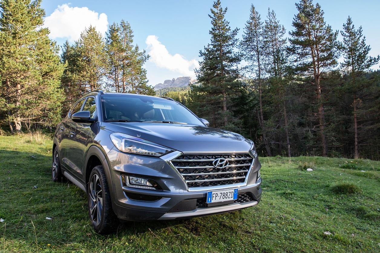 Best-seller Hyundai Tucson