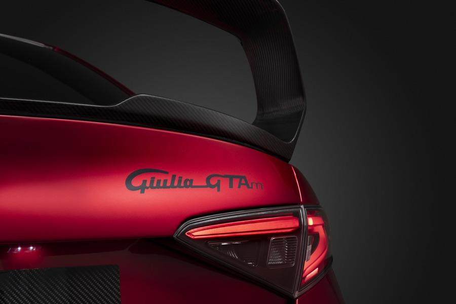 Caratteristiche di Alfa Romeo Giulia GTA 2020