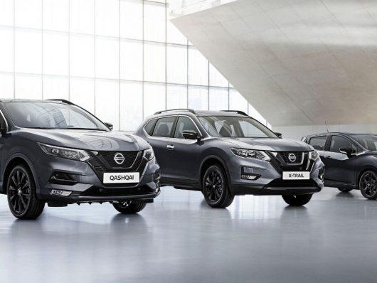 Gamma Nissan N-Tec 2020 Qashqai X-Trail e Micra