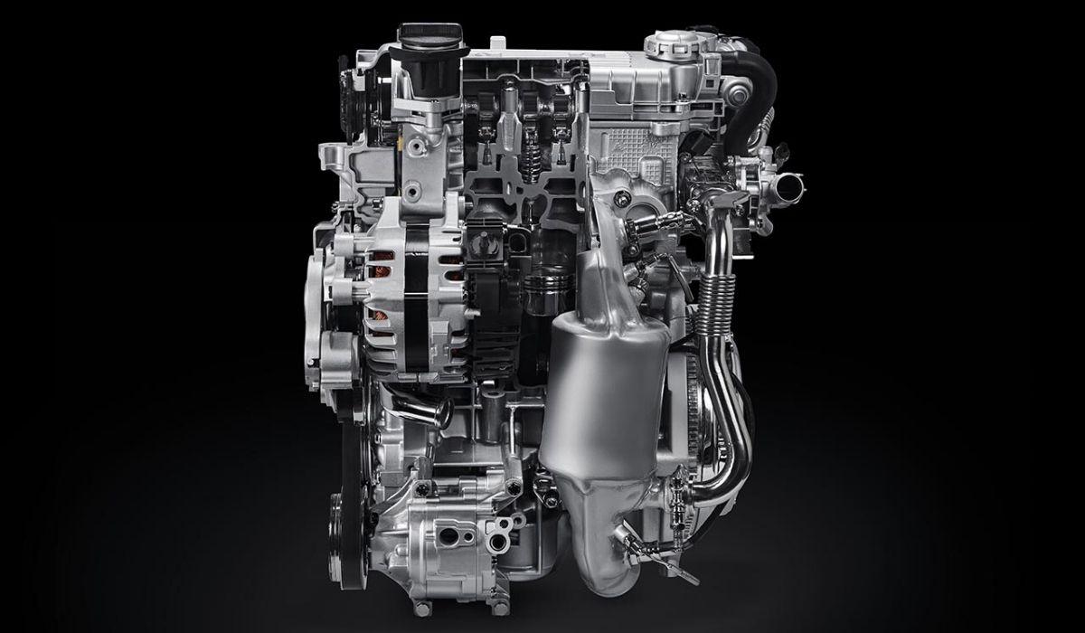 Motore mild hybrid Fiat 500 e Fiat Panda ibride