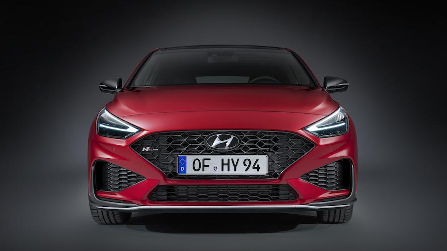 Motori di Hyundai i30 restyling 2020