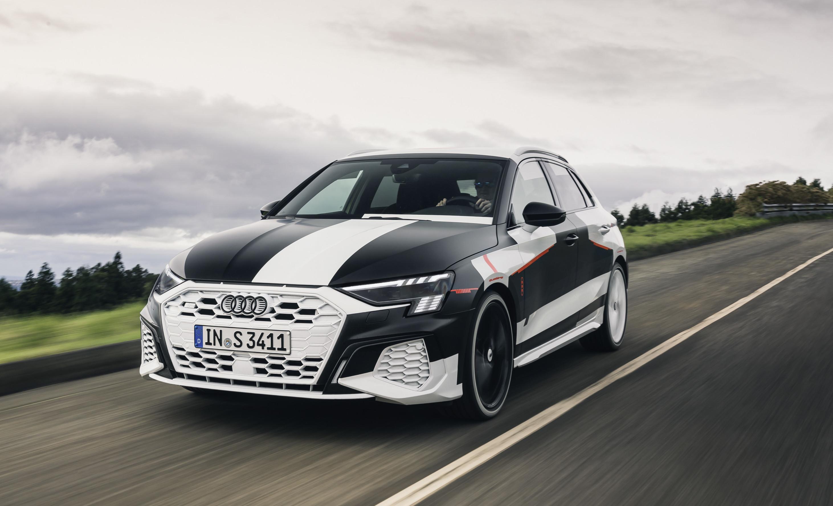 Motori di nuova Audi A3 2020