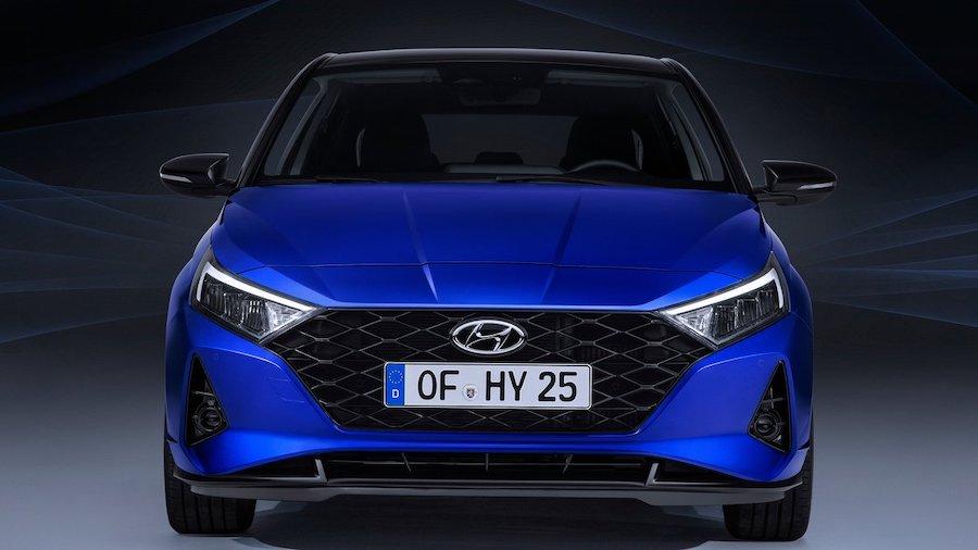 Motori di nuova Hyundai i20