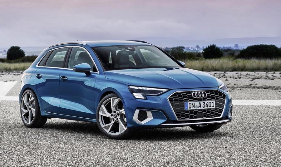 Nuova Audi A3 2020 quattro